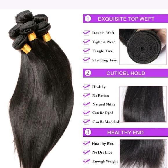 Accessories New Arrival Human Hair Weave Poshmark